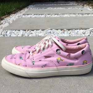 Keds x Archie Pink Sneakers Size 7.5